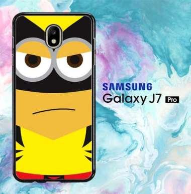 harga Supercase N Casing Hardcase minion wolverine W5325 Samsung J7, J7 (2016), J7 Pro, J7 Prime, J7 (2018), J7 Plus, J7 DUO 16 combine Samsung J7 Prime Blibli.com