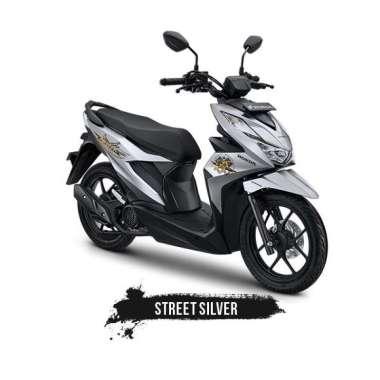 Sumatera - Honda All New BeAT Street Sepeda Motor [VIN 2020]
