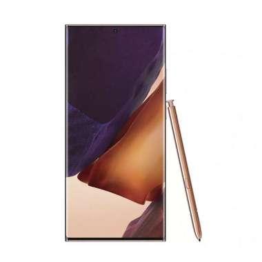 Samsung Galaxy Note20 Ultra Smartphone [256GB] Garansi Resmi SEIN Mystic Bronze