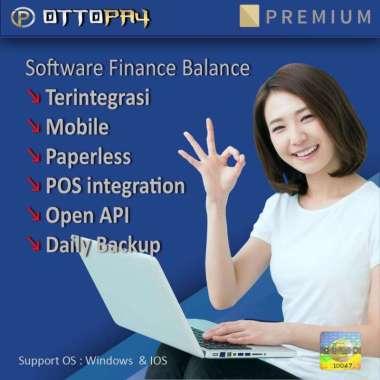 harga Software Finance Balance Premium Blibli.com