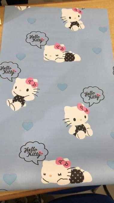 Wallpaper Dinding Hello Kitty Harga Terbaru November 2020 Blibli