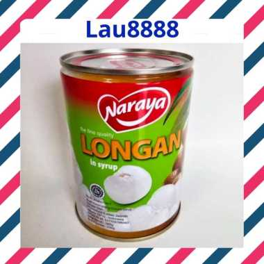 harga Naraya Longan/ Buah Kelengkeng dalam sirup - Minuman kaleng Blibli.com