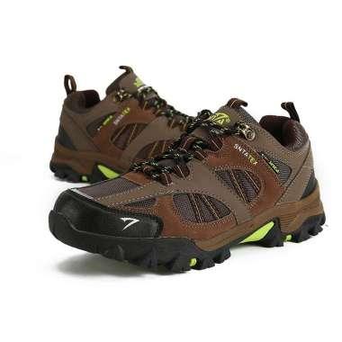harga Hiking Shoes SNTA 436 Brown/Green Series 481 dan 611 Sepatu Gunung Snta Pendek Original 39 Brown/Green Blibli.com