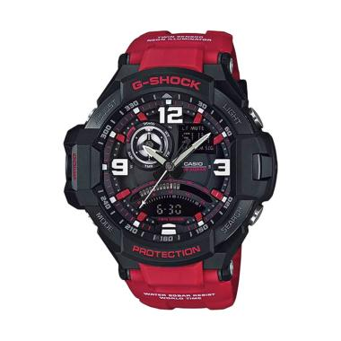 Casio G-Shock GA-1000-4BDR Limited Edition - Merah