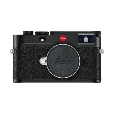 Leica M10 Kamera Mirrorless - Black [Body Only]