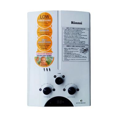 Rinnai REU-5CFC Gas Water Heater - Putih [5L]