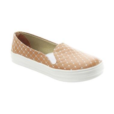 Lihat Detil · Yutaka Slip on Sepatu Wanita - Coklat
