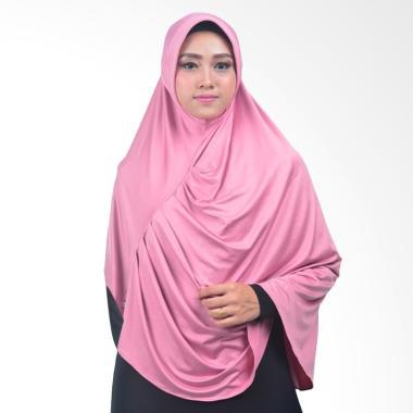 Atteenahijab Luthfiyah Jilbab Instant - Softpink