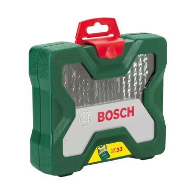 Bosch X-Line 33 Variasi Mata Bor dan Obeng Set