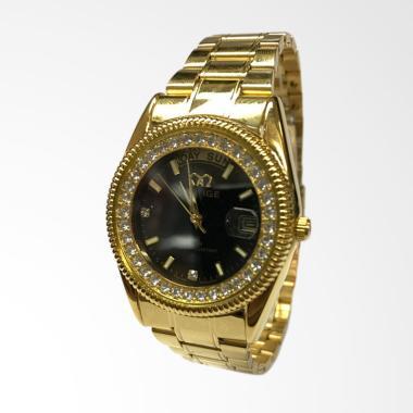 Mirage Rolex T/H pH Jam Tangan Wanita - Gold