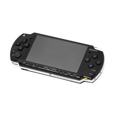 Sony PSP 3000 With 8GB Full Games - Black