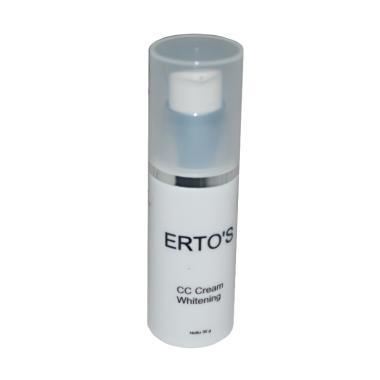 Ertos CC Cream Whitening Original Bpom