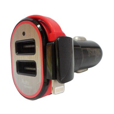 Hippo Whist Car Charger [Max Output ... aransi 1 Tahun HIPPO CARE