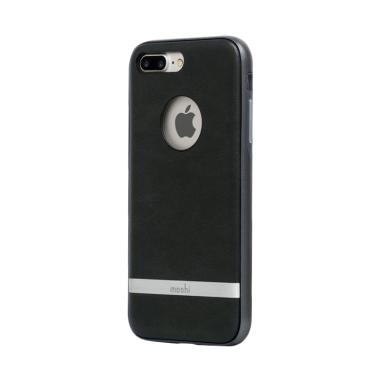 Moshi Napa Hardcase Casing for Apple Iphone7 Plus - Black