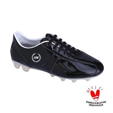 Catenzo Rooney NS 092 Sepatu Sepak Bola Pria - Hitam