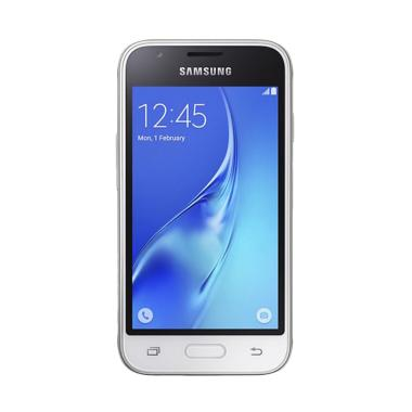 Samsung Galaxy V2 Smartphone - White [8GB/ 1GB] GARANSI RESMI SEIN
