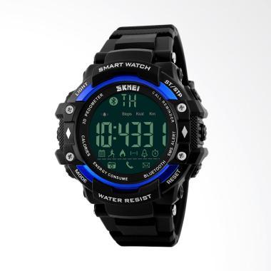 Skmei Smartwatch Jam Tangan Pria 1226-B - Hitam