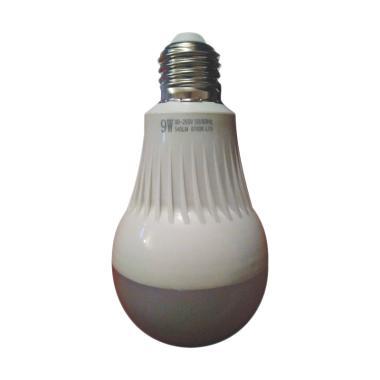 Arashi Lampu LED Emergency - Putih [9 Watt]