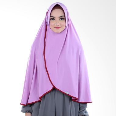 Atteena Hijab Aulia Navilla Jilbab Instant - Lavender