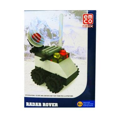 Emco Micro Brix Radar Rover Original Item