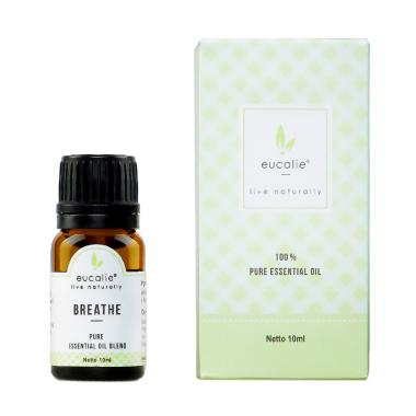 Eucalie Breathe Pure Essential Oil Blend