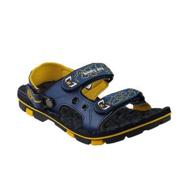 Homyped 02 Sandal Gunung Anak Bboy - Navy