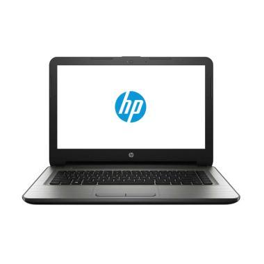 HP 14-AM049TX Notebook - Silver [14 Inch/i3-6006U/4 GB/500GB/DOS]