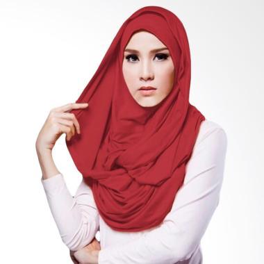 Milyarda Hijab Hana Twist - Maroon