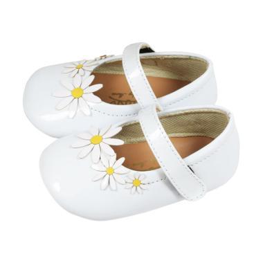 Tamagoo Daisy Prewalker Shoes - White