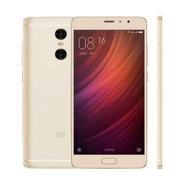 Xiaomi Redmi Pro Smartphone - Gold [128 GB/4 GB]