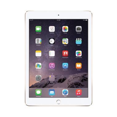 HOKI - Apple iPad Air 2 128 GB Tablet - Gold [Wifi + Cellular]