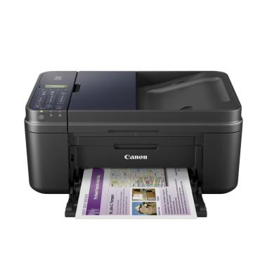 Canon E480 Multifunction Inkjet Printer -