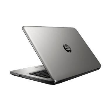 HP 14-am052TX Notebook - Silver [14 Inch/i3-6006U/4GB/500GB/Win 10]