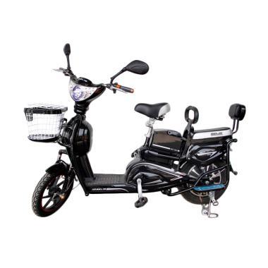 Selis Murai Type Sepeda Listrik - Hitam