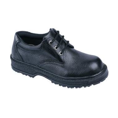 Syaqinah 248 Safety Sepatu Pria - Hitam