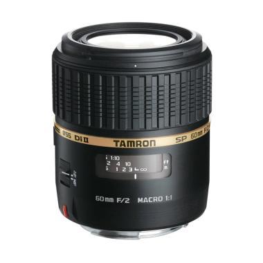 Tamron SP 60mm F/2 Di II LD IF Macro 1:1 Lensa Kamera for Canon