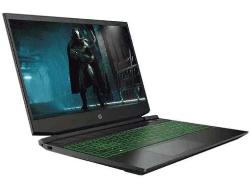 """harga HP Pavilion Gaming 15-ec1076AX [AMD Ryzenâ""""¢ 7-4800H/ 2x8GB DDR4/ 512GB SSD/15.6 Inch FHD/ WIN 10 + OHS 2019] Black Blibli.com"""