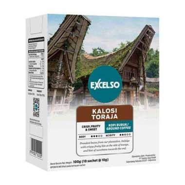 harga Excelso Kalosi Toraja 10 X 10 Gr Blibli.com