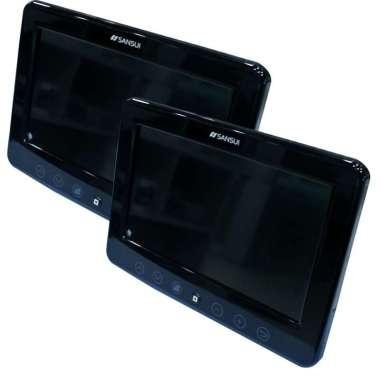 harga SANSUI SA-HM801M (8 Inch) AV Headrest Monitor MP5 Blibli.com