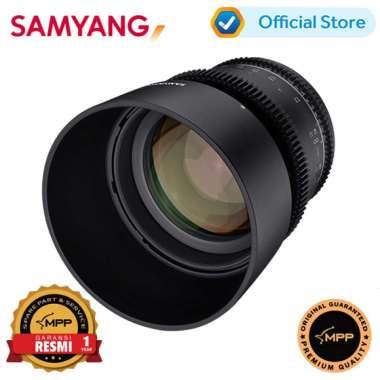 Samyang VDSLR 85mm T1.5 MK2 Nikon F