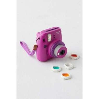 harga Fujifilm Instax Mini 9 Garansi Resmi - Instant Camera -Kamera Polaroid multicolor Blibli.com