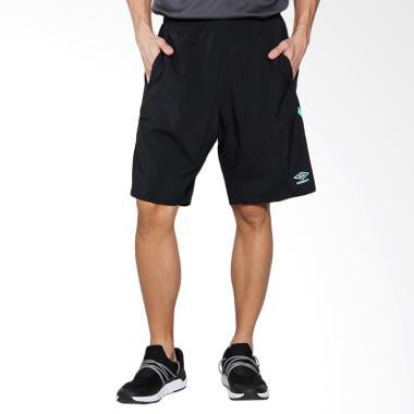 Umbro Pro Training Long Woven Short Celana Olahraga Pria [64460U-EMS]