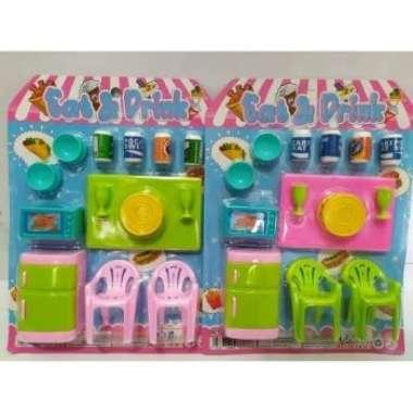 harga Gratis buble wrap MAINAN EDUKASI ANAK EAT & DRINK Kulkas OCT 1108B mainan anak terbaru Blibli.com