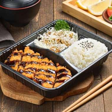 Chicken Katsu by Ichimentei