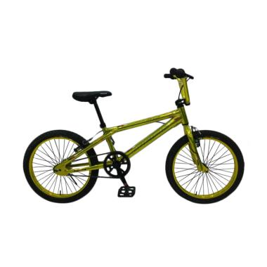 Pacific hotshot RM 230 Sepeda BMX - Gold [20 Inch]