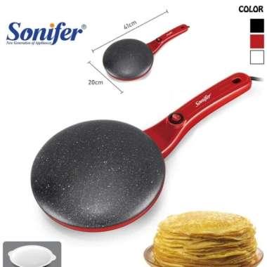 Electric Crepe Maker SONIFER SF-3038 Bonus Plate Model Philips