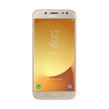 Samsung Galaxy J5 PRO Smartphone - Gold [32GB/ 3GB] Garansi SEIN