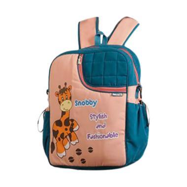 Snobby TPT 1178 APL Boneka Giraffe Series 2 in 1 Backpack