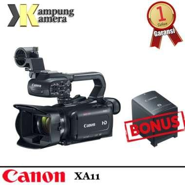 Canon XA11 Compact Full HD Camcorder Garansi Resmi Datascrip