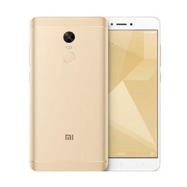 Xiaomi Redmi Note 4X Smartphone - Gold [32GB/ 3GB/ Snapdragon]